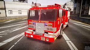 100 Gta 4 Fire Truck Mod GTA V MTL Truck Para GTA