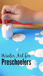 Fun Easy Winter Art Craft Activity For Kids