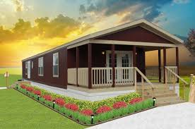 18 Wide Mobile Homes Single Ft HUGE WIDE PORCH MODEL 14 Legacy