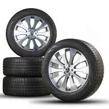 100 20 Inch Rims For Trucks Mercedes Benz GLS X166 SUV Inch Rim Alloy Wheels Winter Tyres