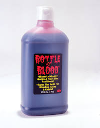 Kmart Halloween Decorations 2014 by Bottle Of Blood Halloween Decoration
