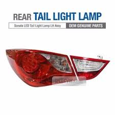 oem parts led rear light l lh assembly for hyundai 2011