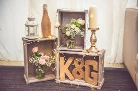 Wedding Decor Items Rustic Decorations To Buy Have A Stylish High Street Rock My