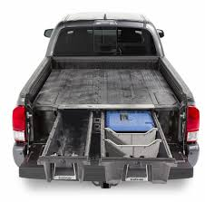 100 Truck Bed Storage System DECKED DECKED MT6 Tuff Parts The