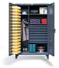 Tennsco Steel Storage Cabinets by Wardrobe Bin And 7 Drawer Storage Cabinet Wardrobe Cabinet With