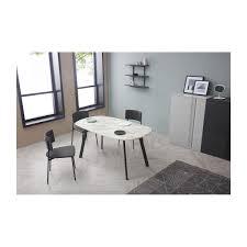 Dark Wood Dining Set Gray And Room Oak Chairs Grey Rectangular