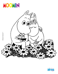 Cartoon Characters Coloring Pages Hellokids To Print