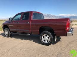2003 Dodge Ram 2500 SLT 5.9 Diesel For Sale In Albuquerque, NM ...