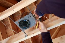 Installing Ceiling Joist Hangers by How To Install Recessed Lights Without Bar Hangers Home