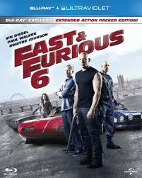 Fast And Furious 6 2013 1080p EXTENDED BRRip 51CH 17GB