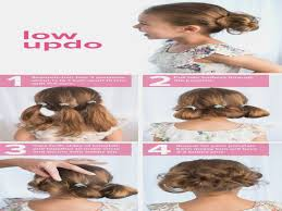 Easy Cute Hairstyles For Girls