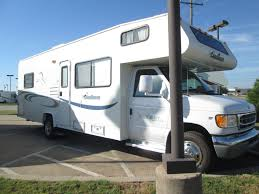 2003 Coachmen Pathfinder Sport 285QB | M133CL | By PPL New 2017 Newmar Bay Star Sport 2812 Motor Home Class A At Dick Rdiscyrvovlander The Fast Lane Truck Evergreen Rv Consignment Sales In Texas Diesel Search Freedom Inventory Different Types Of Rvs Explained Miles Ford F250 With King Camper Side View Trucks Parados For Equilence Roelofsen Horse Trucks What Lince Do You Need To Tow That Trailer Autotraderca 2006 E450 Japanese Car Used 2008 Thor Chateau 31p C Augusta Hr Motorhome Extending Sides Or Slideouts Stock 2001 Gulf Stream Ultra 8240