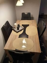 esszimmer tisch ohne stühle