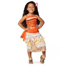 Moana Costume Collection For Kids ShopDisney