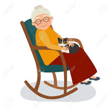 Old Woman With Cat In Her Rocking Chair. Vector Illustration Royalty ... Hot Chair Transparent Png Clipart Free Download Yawebdesign Incredible Daily Man In Rocking Ideas For Old Gif And Cute Granny Sitting In A Cozy Rocking Chair And Vector Image Sitting Reading Stock Royalty At Getdrawingscom For Personal Use Folding Foldable Rocker Outdoor Patio Fniture Red Rests The Listens Music The Best Free Clipart Images From 182 Download Pictogram Art Illustration Images 50 Best Collection Of Angry