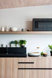 100 Home Ideas Magazine Australia Tranquil White House In KITCHEN Interior
