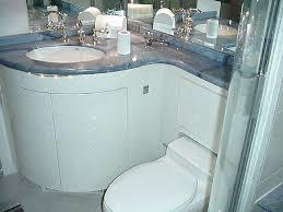RV Bathroom Interior Remodels At Premier Motorcoach Innovations Santa Ana CA 1