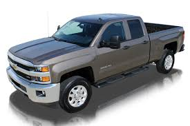 1999-2018 Chevy Silverado 1500/2500/3500 Extended And Double Cabs ...