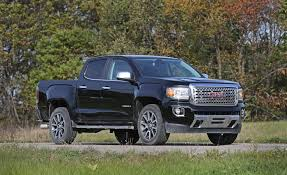 2017 GMC Canyon | Review | Car And Driver 2018 Gmc Sierra 1500 Leasing In Watrous Sk Maline Motor Big Bright And Beautiful Jacob Andersons 2015 Denali 08 Silverado Move Bumper Build Youtube 2008 Laidout Legacy 2019 Debuts Before Fall Onsale Date Murdered Our With Black 22 Inch Wheels Blacked Flat Grey General Moters Pinterest These Are The 5 Bestselling Trucks Of 2017 The Motley Fool Review Car And Driver Building A Move Diy Prunner At4 Push Pickup Price Ceiling To New Heights