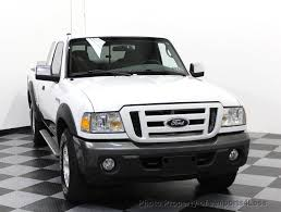 100 Used Ford Ranger Trucks 2009 4WD 4dr SuperCab 126 FX4 OffRoad At