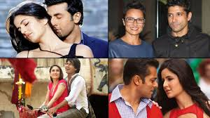 Bollywood couples that broke up after working to her