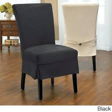 Sure Fit Dining Chair Slipcovers Uk by Cotton Dining Chair Covers Sure Fit Cotton Dining Chair Slip Cover