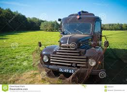 100 Truck Nets Vintage Ambulance Truck Editorial Photography Image Of Netherlands