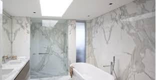 5 reasons to use calacatta marble tiles in your bathroom sefa