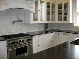 subway tile in kitchen best 25 white grey kitchens ideas on