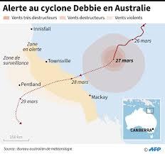 bureau d immigration australien australie des milliers d évacuations avant le cyclone debbie la