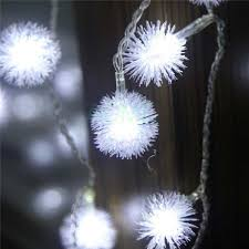 3 5M Snowflake Christmas Lights Outdoor Led Curtain String Fairy