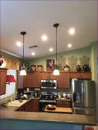 kitchen room magnificent recessed lighting living room light