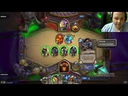 Warrior Hearthstone Deck Grim Patron by Grim Patron Warrior Deck Hearthstone Youtube