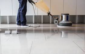Tornado Floor Scrubber Machine by Rental Equipment Industrial Soap Company