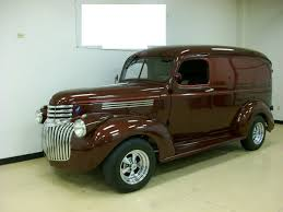 100 1946 Chevy Panel Truck Chevrolet For Sale ClassicCarscom CC1059651