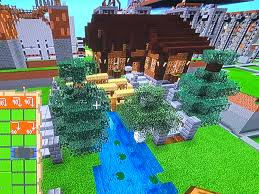 100 River Side House Side Minecraft