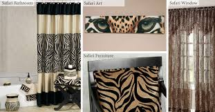 Safari Style Home Decorating And Tips