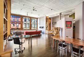 Living Room Soho Loft New York City