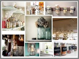Mason Jar Kitchen Decor Photo 3