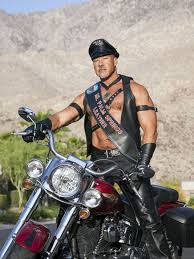 Tool Shed Palm Springs by Mr Palm Springs Leather Gears Up For Ride Of His Life
