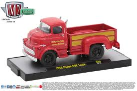 M2 Machines Auto Trucks Release 38 1:64 1957 Dodge COE Truck ... Amazoncom Big Farm Case Ih Ram 3500 Service Truck Vehicle Toys Dodge Power Wagon Pickup Red Kinsmart 5017d 142 Scale Diecast Hot Wheels 2017 Hw Trucks 1978 Lil Express Ebay Toy Model Tow And Wreckers Bruder Toys Truck Ram Cross Country Rc Cversions Youtube Kid Trax Mossy Oak Dually 12v Battery Powered Rideon For Fun A Dealer Kyosho 200mm Complete Challenger Body Set Black Kyofab402 Pressed Steel Tonka Snow Plow Blade No Work All Play 197879 Hemmings 2018 New 87 Dodge D100 Orange Track Diecast