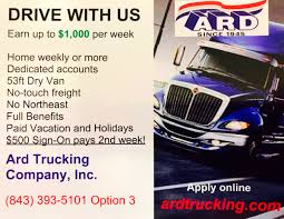 Ard Trucking Company On Twitter: