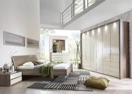 schlafzimmer eiche sägegrau glasfront z17720
