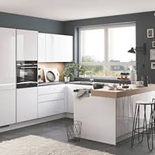 alpinweiße nobilia u küche wohnung küche haus küchen