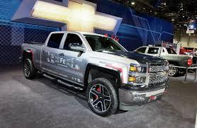 100 Custom Truck Accessories Mn 2014 SEMA Show Larger Than Life