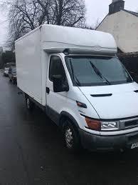 100 Box Truck Rv Iveco Luton Box Van Camper Conversion Long Mot In Glasgow City