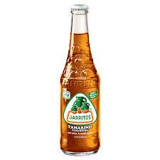Jarritos Tamarind Soda 125floz 370ml