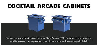 gameroom designs canada s premier site for arcade systems
