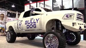 100 Custom Truck Las Vegas Ram 2500 Limited By Bully Dog 2017 SEMA