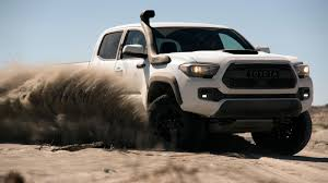 2019 Toyota TRD Pro Tacoma, Tundra, 4Runner At Chicago Auto Show ...